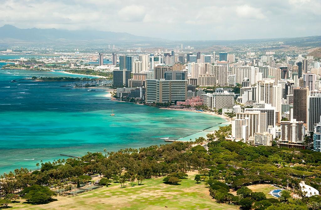 Honolulu - croisière - Tour du Monde