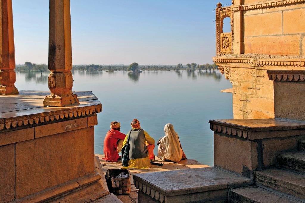 L'Inde - croisière - Tour du Monde