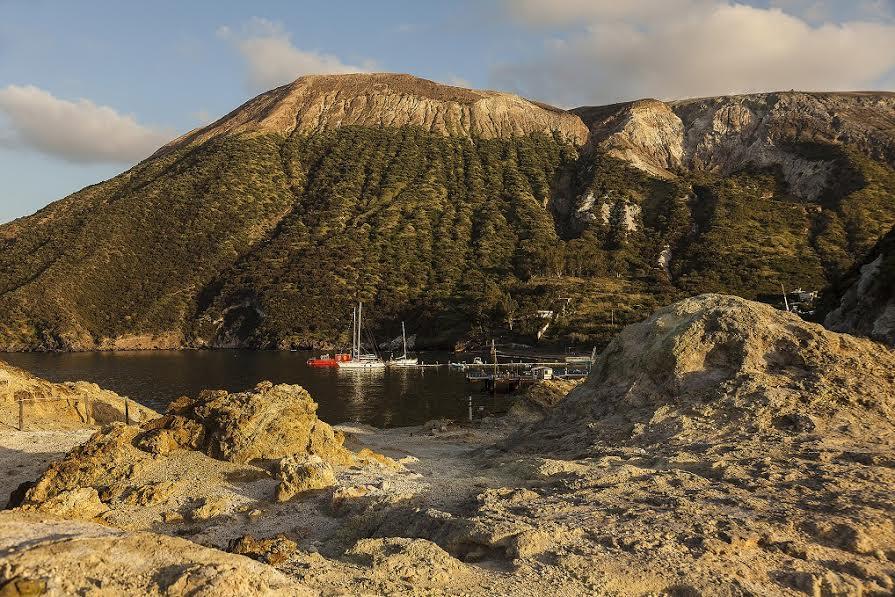 Petit port - péninsule de Vulcanello