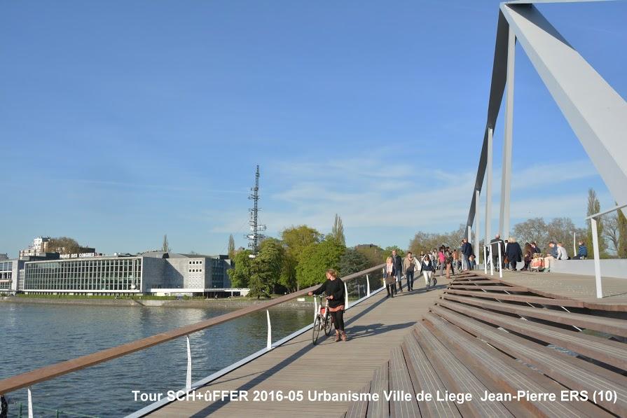Esplanade - La Tour Cybernégétique - Liège