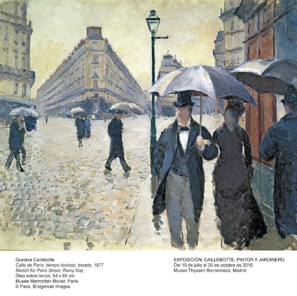 A Paris- Caillebotte