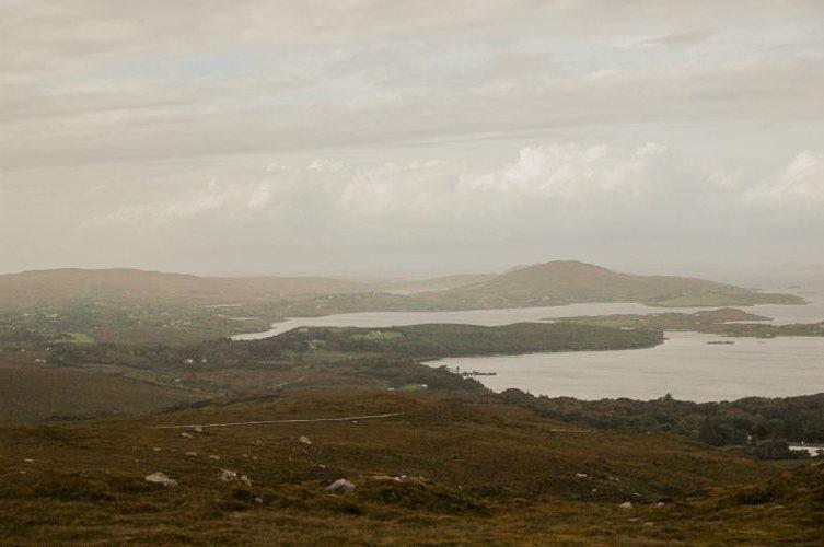 Les lacs du Connemara - voyage - Irlande