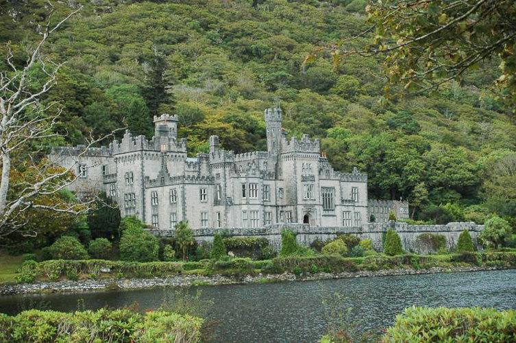 Le chateau de Kylemore - Connemara- Irlande