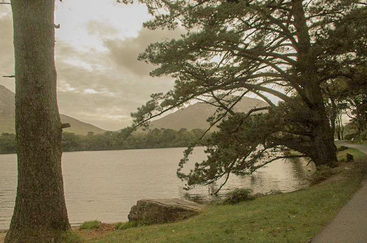 Les lacs du Connemara- Irlande