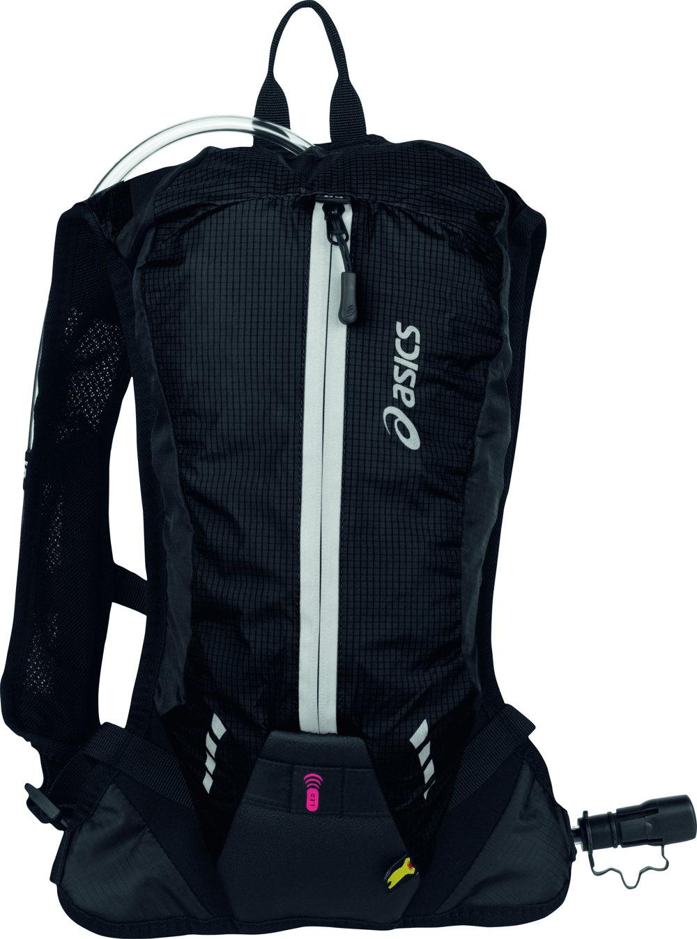 Asics présente un sac à dos léger pour courir. Idéal et étanche. Prix : 40€