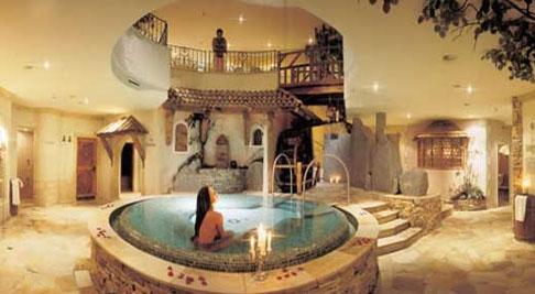 Le spa - Jagdhof Spa - Hôtel - Autriche