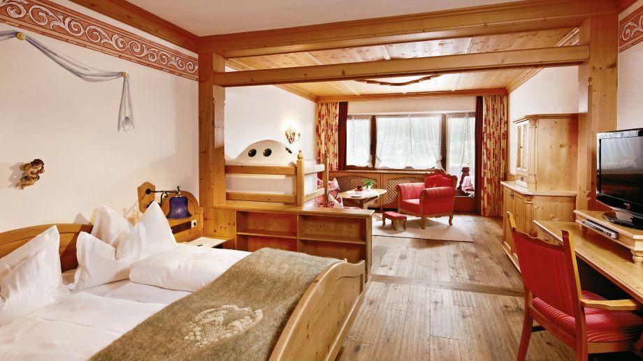 Les chambres - Jagdhof Spa - Hôtel