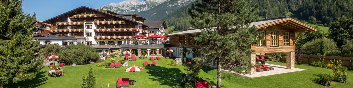 Les extérieurs - Jagdhof Spa - Hôtel - Autriche