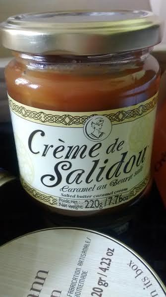 Du caramel - beurre salé