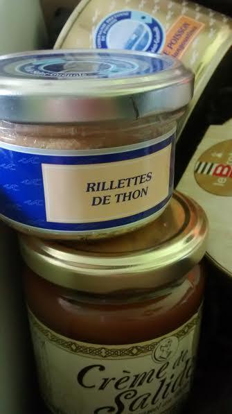 Rillette - thon