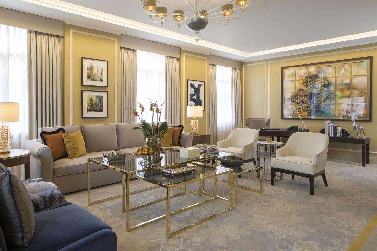 Salon suite - The Grosvenor Hotel - Londres