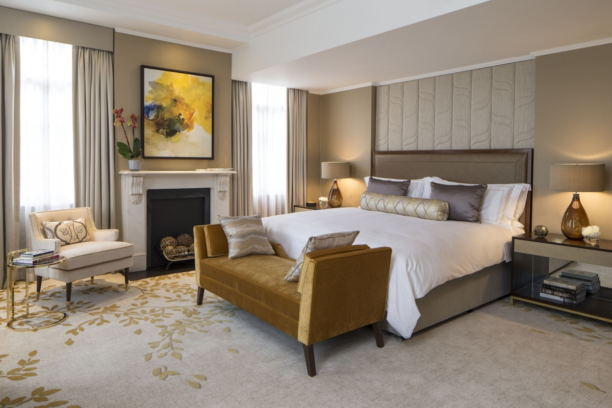 Chambre - The Grosvenor Hotel - Londres