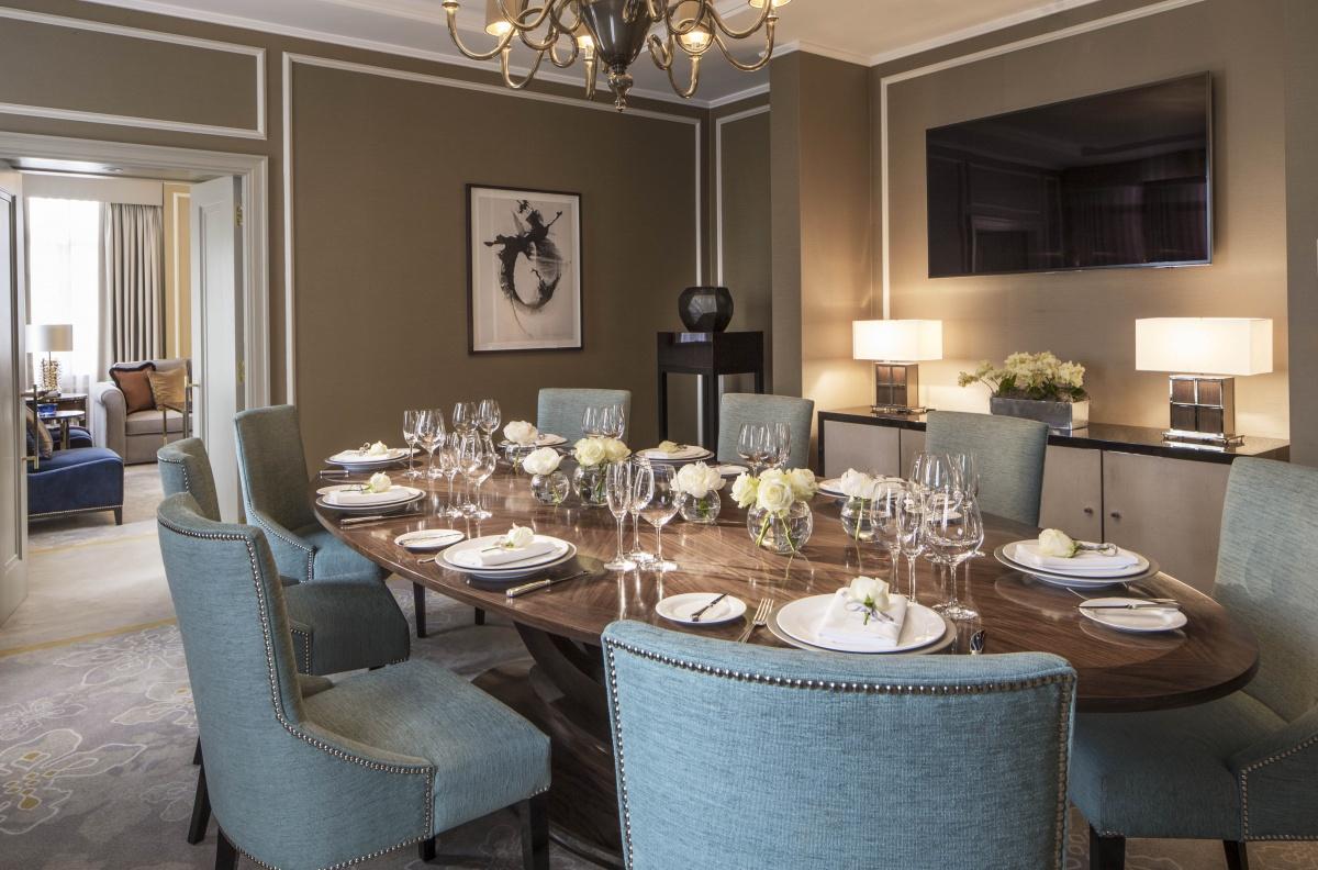 Salle à Manger - Grosvenor Hotel - Londres