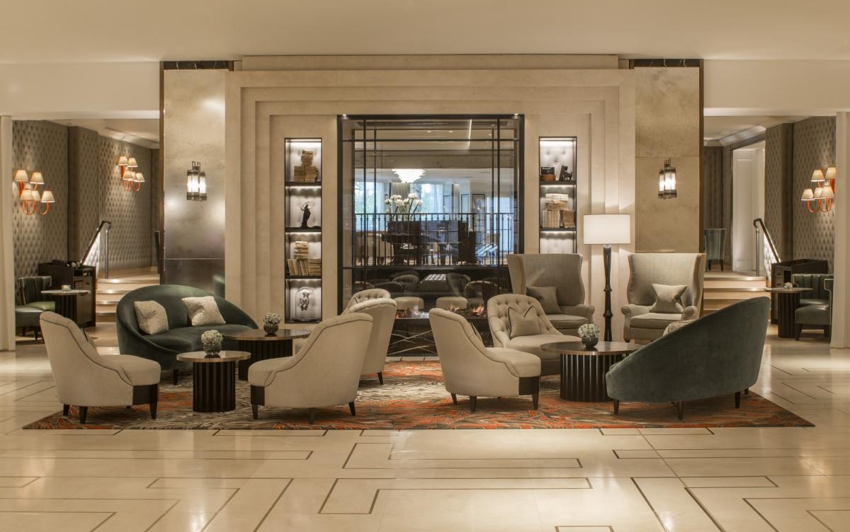 Parties communes - Grosvenor Hotel - Londres
