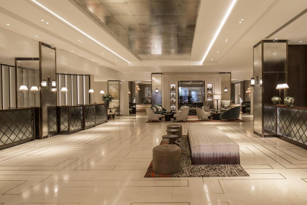 Hall d'entrée - The Grosvenor Hotel - Londres