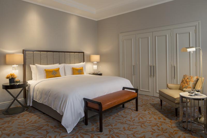 Chambre - Grosvenor Hotel- Londres - UK