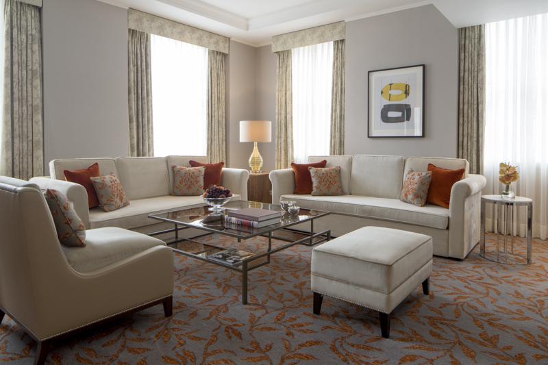 Salon - suite - Grosvenor Hôtel - Londres