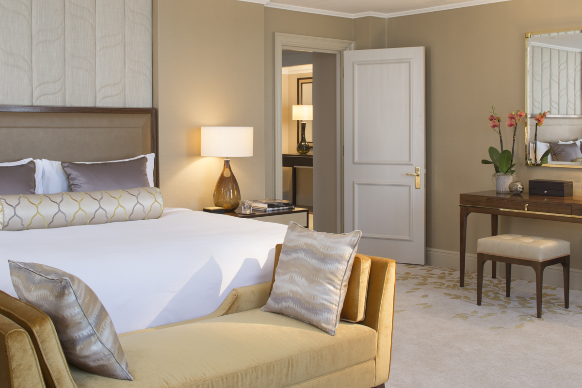 Chambre - dormir - Grosvenor Hôtel - Londres -UK
