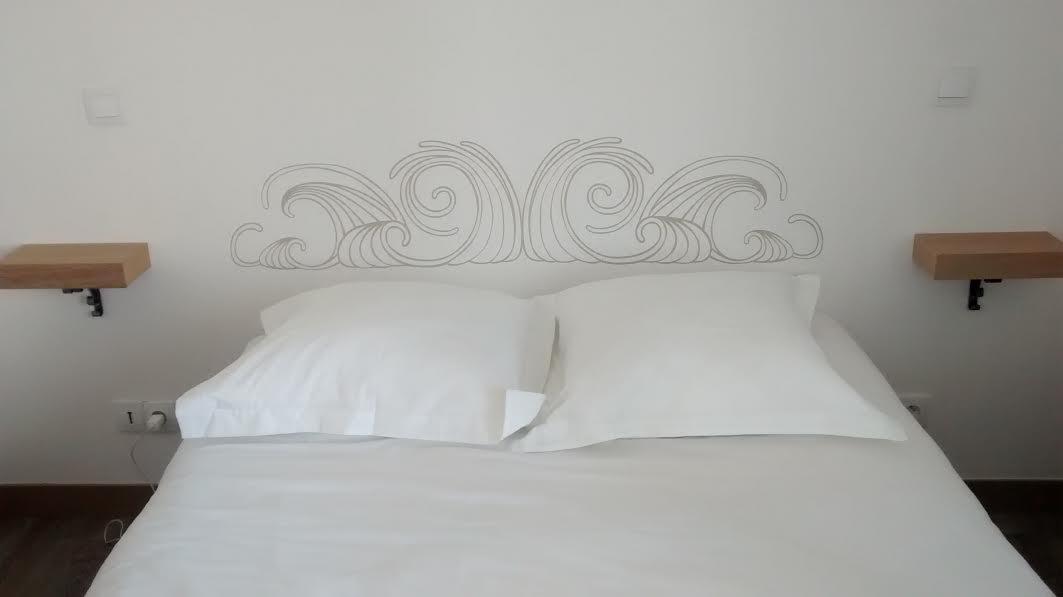 Tête de lit - Korner Hôtel- Capbreton
