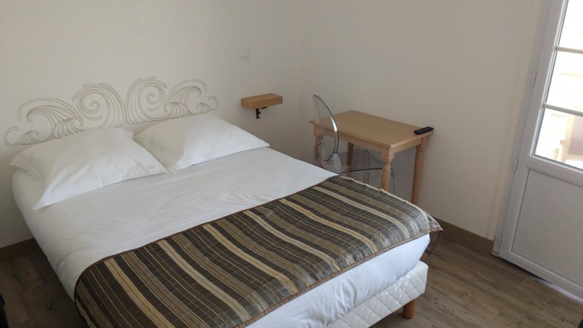Chambre - Korner Hotel - Capbreton