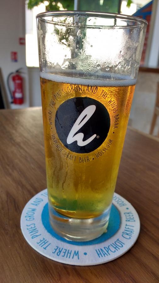 Une bière - Capbreton