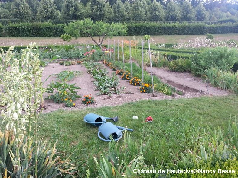 Les jardins alimentaires - Château de Hauterive