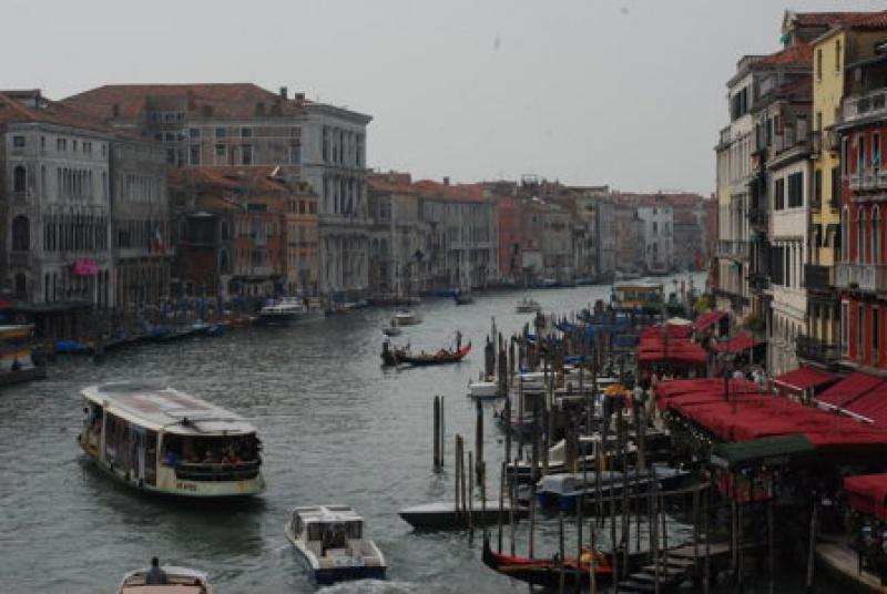 Destination Venise pour un voyage stylé... Superbe vue