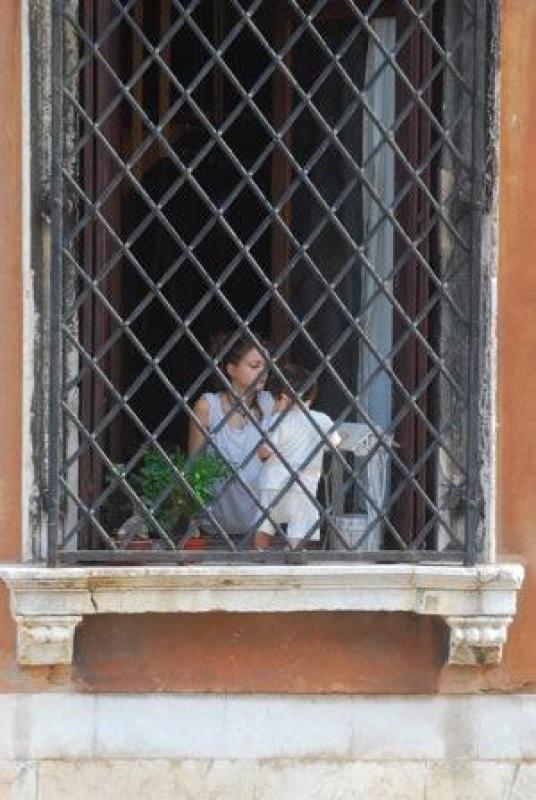 Destination Venise pour un voyage stylé... Jolie vue pour bébé