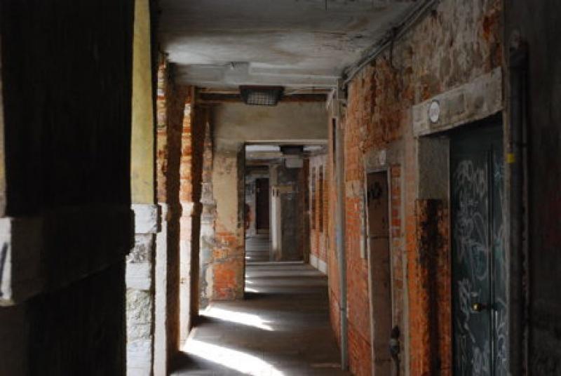Destination Venise pour un voyage stylé...Les couloirs où on mange !