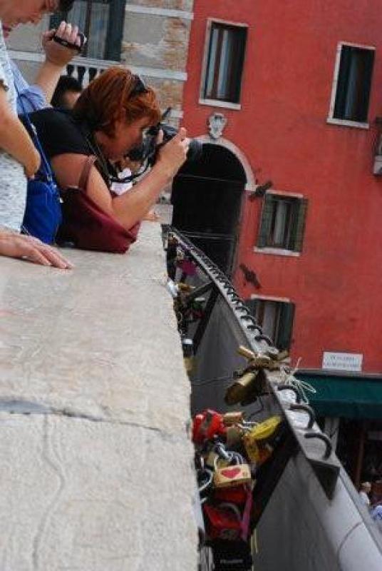 Destination Venise pour un voyage stylé... Prendre des photos avec passion