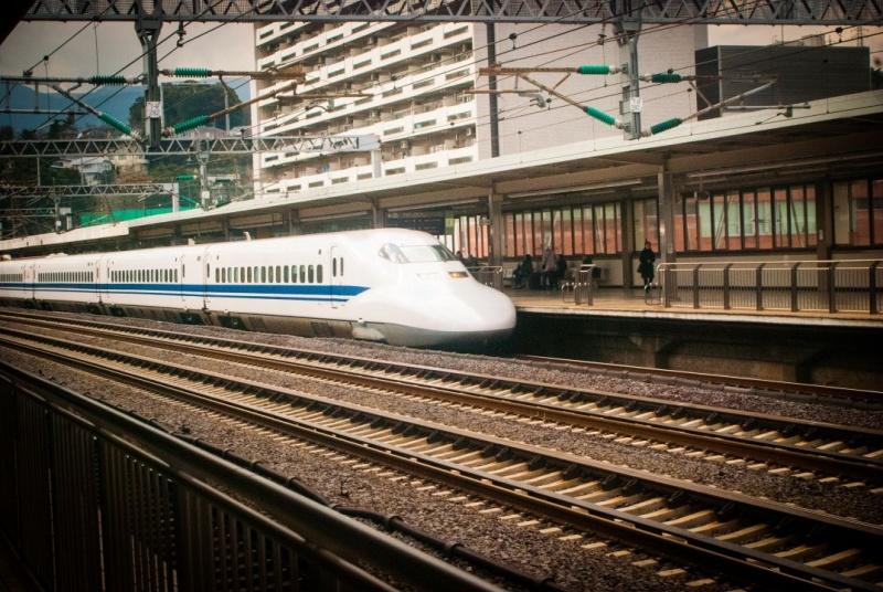 Voyage au Japon à découvrir le shingasen, le tgv local