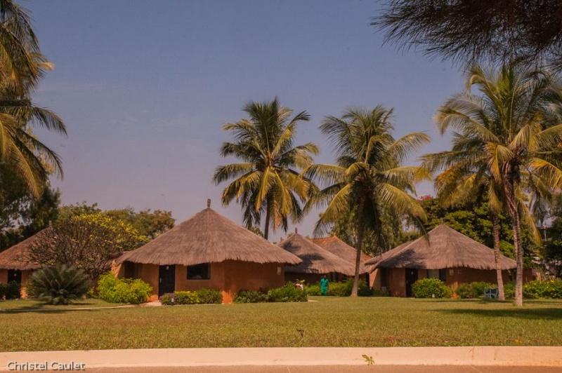 Les bungalows où on dort