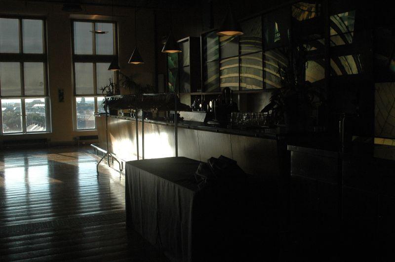 Au Gravity Bar - Guinness Storehouse - Dublin - Irlande