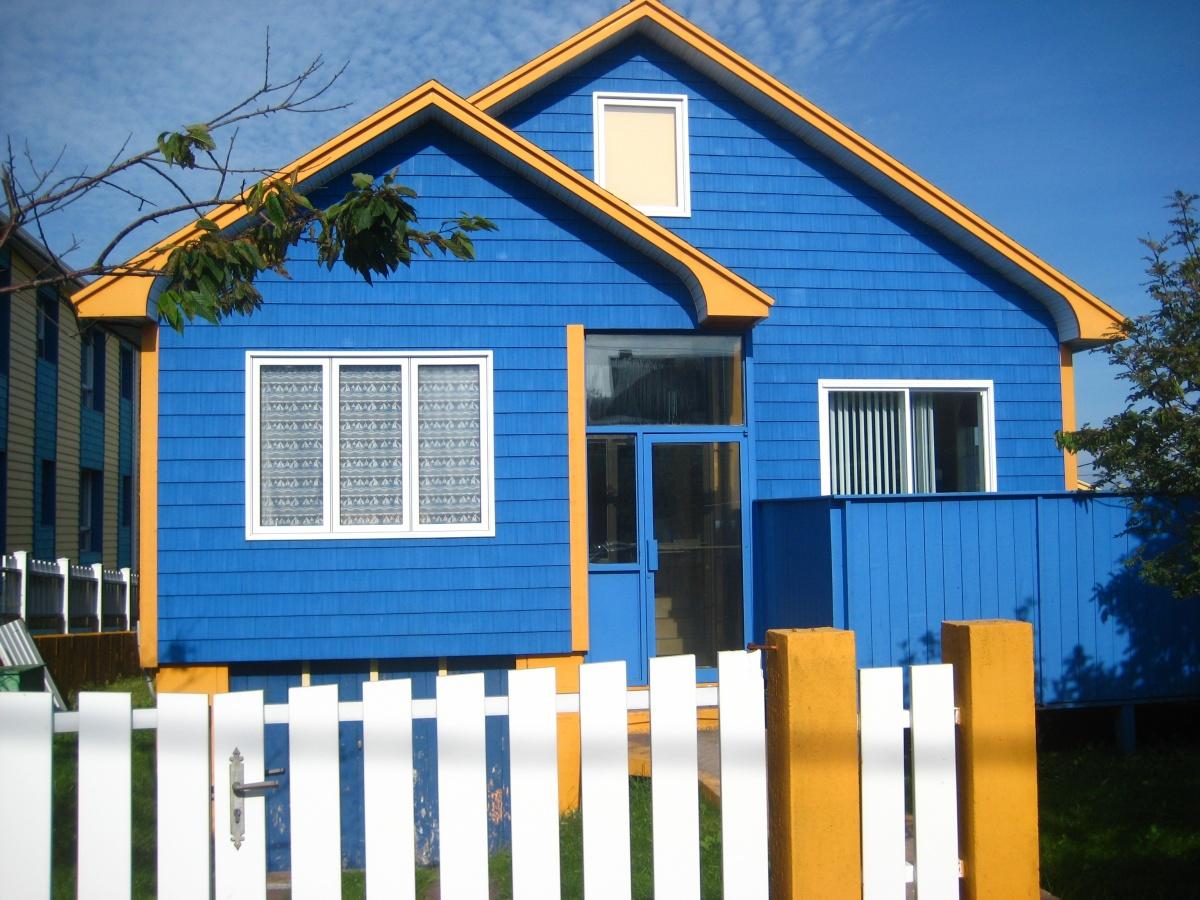 maison - tour du monde - St Pierre et Miquelon