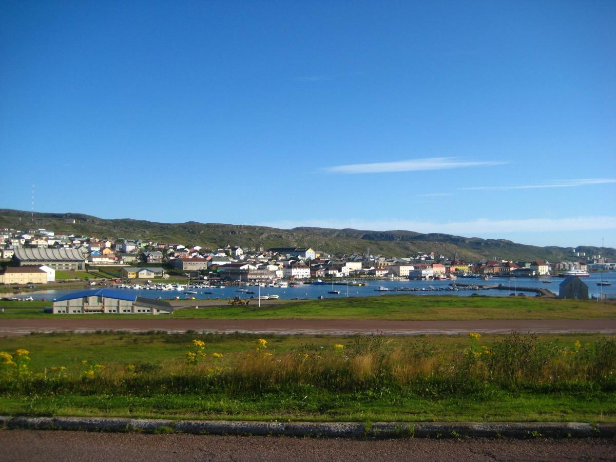 Vue - St Pierre et Miquelon - tour du monde