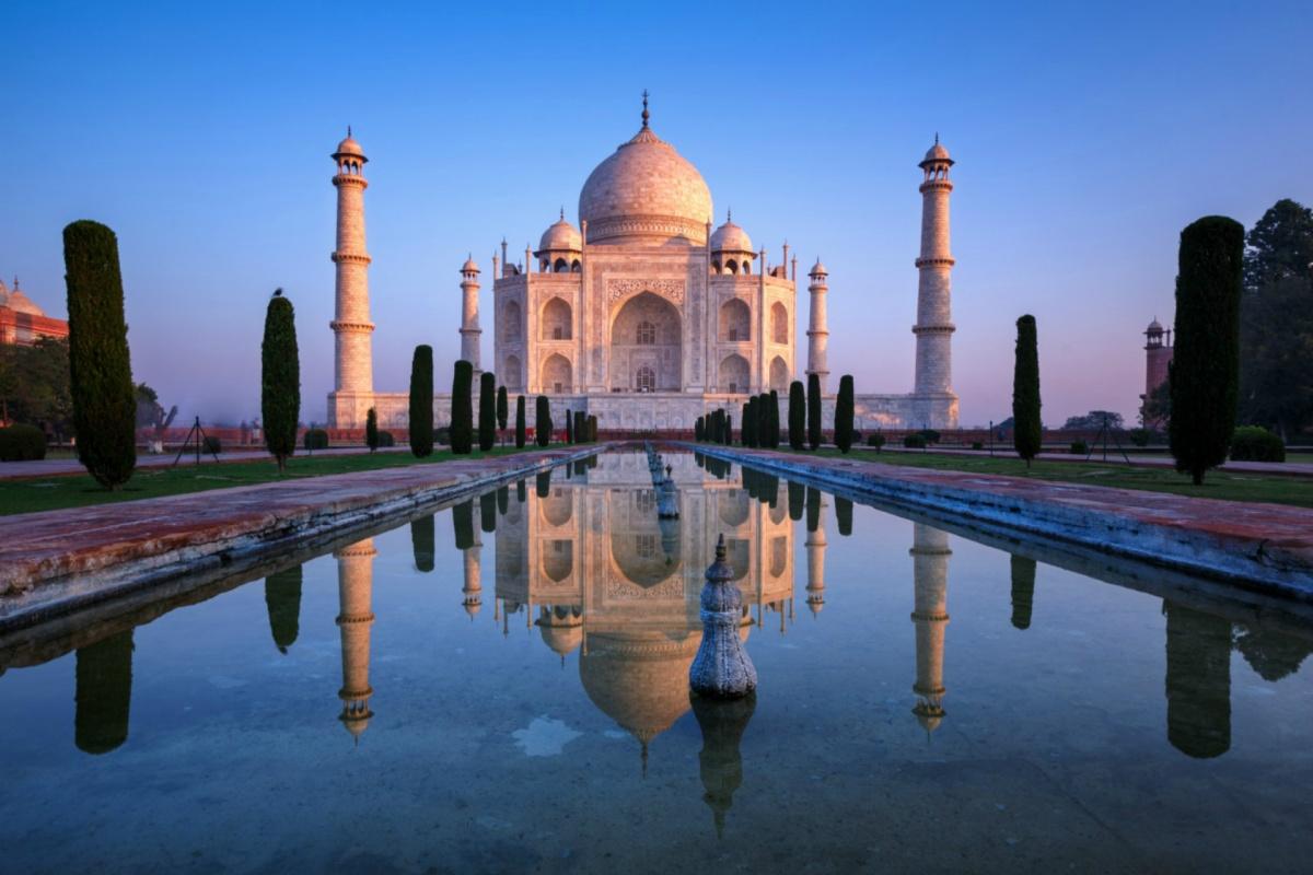 L'Inde - croisière aérienne