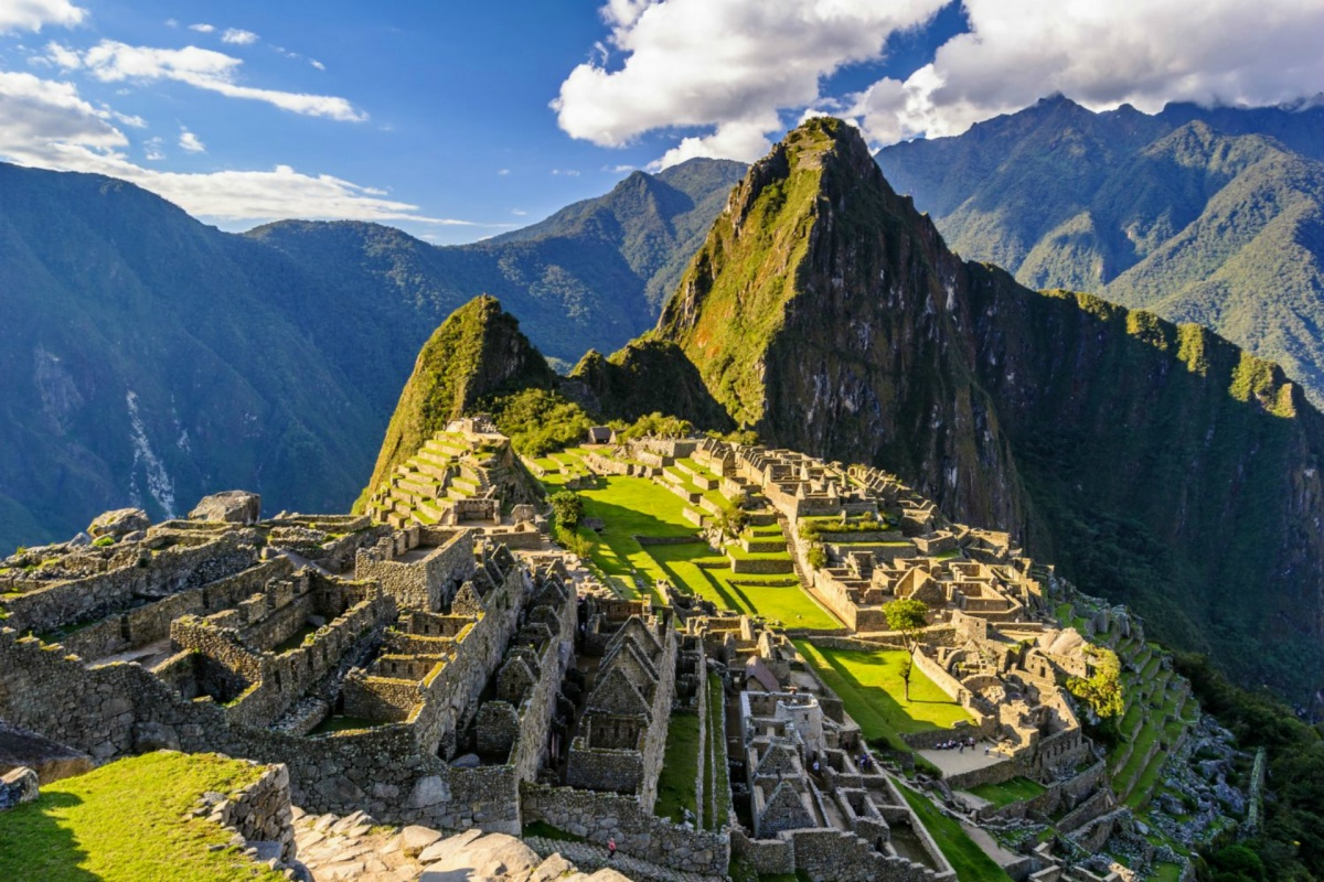 Le Macchu Pichu - croisière aérienne