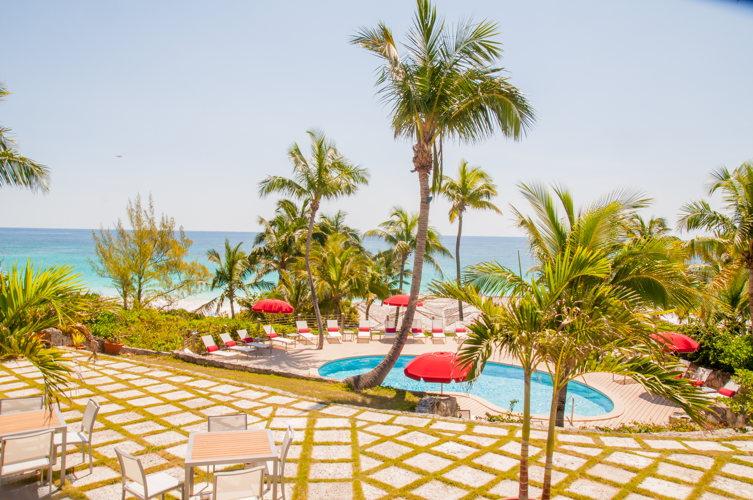 Vue - chambre - Coral Sands Hotel - Bahamas
