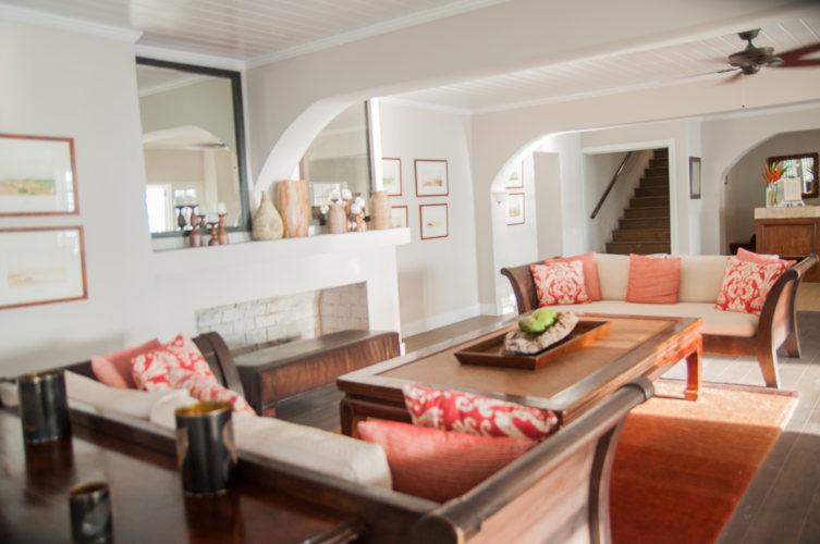 Salon de repos - Coral Sands Hotel - Bahamas