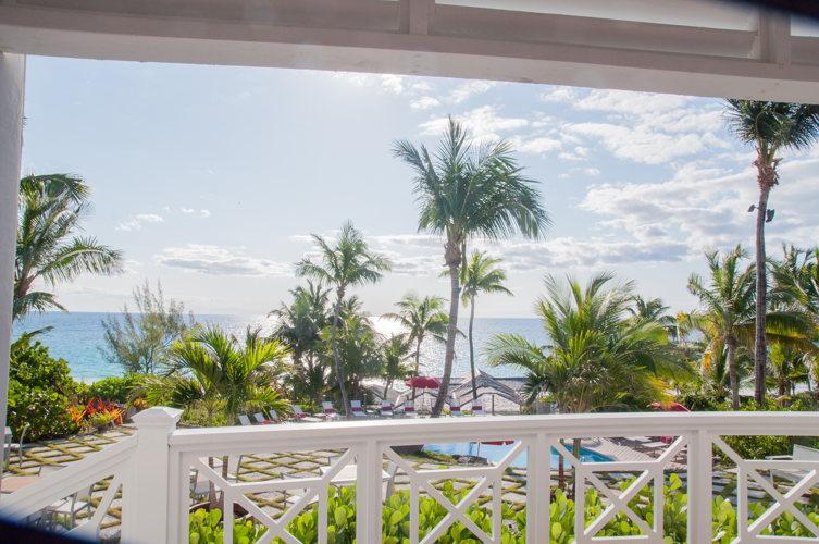 Vue de rêve - Coral Sands Hotel - Bahamas