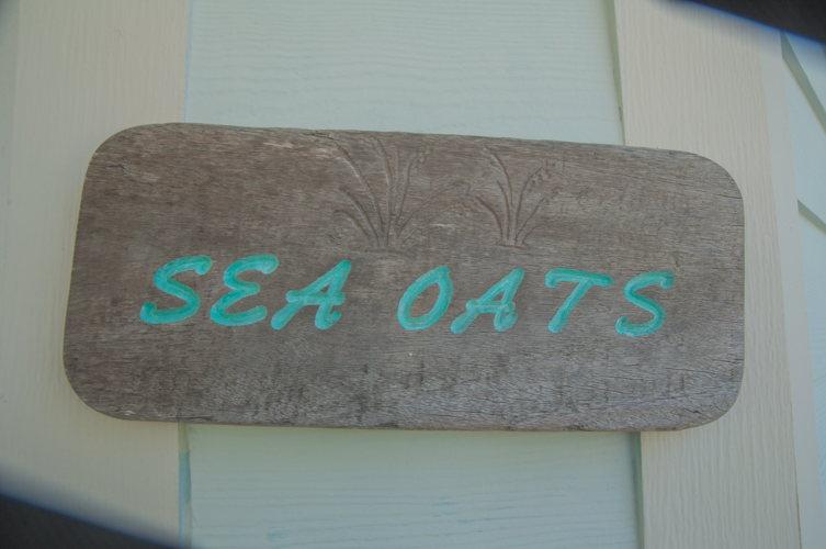 Sea Oats - lodge- Coral Sands Hotel - Bahamas