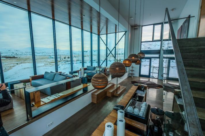 Design - l'Ion Hôtel - Islande