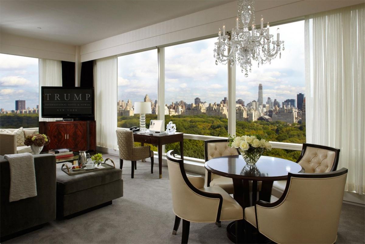 hôtels Trump - New York