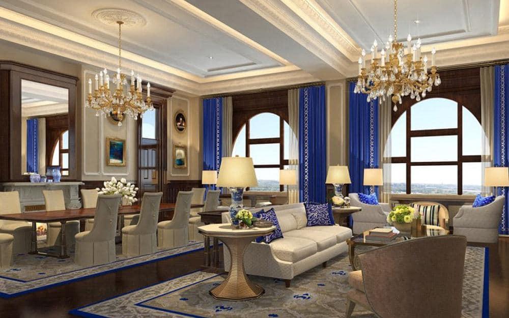 Hôtels Trump - Washington