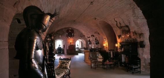 Fantomes - château de Glamis - Écosse
