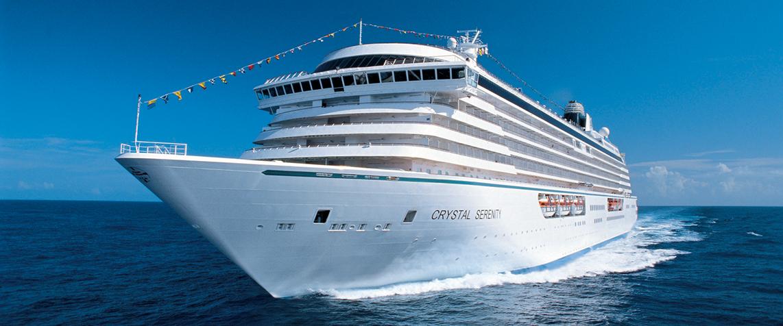 La paquebot - Croisière luxe dans les Caraïbes - Crystal Cruises