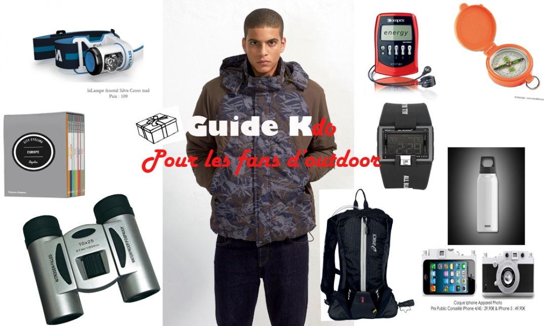 Guide Kdo pour les passionnés d'outdoor !