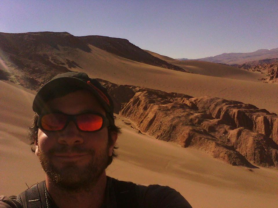 Paysage désertique - Cédric - From Yukon