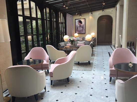 Salons - Narcisse Blanc hôtel & Spa - Paris