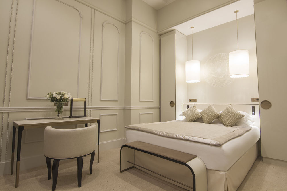 Suite - Narcisse Blanc hôtel & spa - Paris